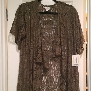 NWT Lularoe Monroe all Lace, sz S